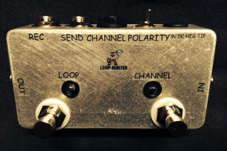 1 Looper & Channel Switcher